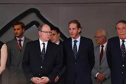 May 26, 2019 - Monte Carlo, Monaco - xa9; Photo4 / LaPresse.26/05/2019 Monte Carlo, Monaco.Sport .Grand Prix Formula One Monaco 2019.In the pic: S.A.S. Prince Albert II (Credit Image: © Photo4/Lapresse via ZUMA Press)