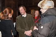DAN LOBB; GAVIN TURK, The house of fairly tales exhibition launch. Sutton House. , 2 and 4 homerton high st. london.  E9 6JQ 12 December 2012.