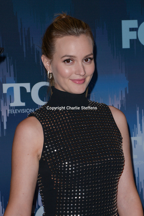 LEIGHTON MEESTER at the Fox Winter TCA 2017 All-Star Party at the Langham Hotel in Pasadena, California