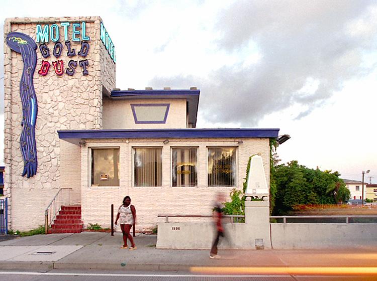 Gold Dust MiMo Motel Miami