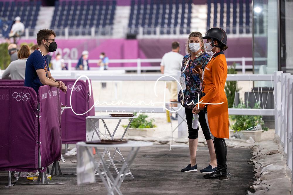 Boonzaaijer Janneke, NED<br /> Olympic Games Tokyo 2021<br /> © Hippo Foto - Dirk Caremans<br /> 30/07/2021