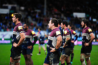 Deception Begles Bordeaux - 03.01.2015 - Racing Metro 92 / Bordeaux Begles - 15eme journee de Top 14 -<br />