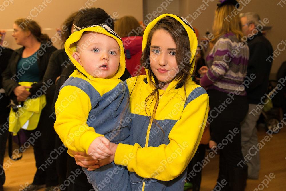 Minions Cian O'Connor and Leane Bane