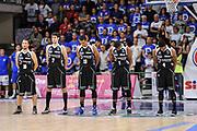 DESCRIZIONE : Campionato 2014/15 Dinamo Banco di Sardegna Sassari - Dolomiti Energia Aquila Trento Playoff Quarti di Finale Gara4<br /> GIOCATORE : Aquila Trento Team<br /> CATEGORIA : Before Pregame<br /> SQUADRA : Dolomiti Energia Aquila Trento<br /> EVENTO : LegaBasket Serie A Beko 2014/2015 Playoff Quarti di Finale Gara4<br /> GARA : Dinamo Banco di Sardegna Sassari - Dolomiti Energia Aquila Trento Gara4<br /> DATA : 24/05/2015<br /> SPORT : Pallacanestro <br /> AUTORE : Agenzia Ciamillo-Castoria/L.Canu