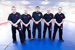 The Institute of Krav Maga Scotland, with Tal Kvores of the IKMF Global Instructor Team, hosted an International Krav Maga Federation grading and pre grading seminar on the 27th September 2009 at the Scottish Police College, Tulliallan.