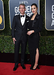 Kit Harington at the 75th Annual Golden Globe Awards held at the Beverly Hilton Hotel on January 7, 2018 in Beverly Hills, CA ©Tammie Arroyo-GG18/AFF-USA.com. 07 Jan 2018 Pictured: Gal Gadot and Yaron Versano. Photo credit: MEGA TheMegaAgency.com +1 888 505 6342