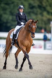 Kyrö Siiri, FIN, Kyro Hot Sway<br /> WK Young Horses Verden 2021<br /> © Hippo Foto - Dirk Caremans<br /> 25/08/2021