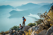 The Lycian Way. Turkey's first long distance hiking trail