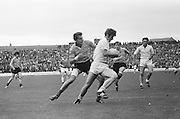 All Ireland Football Semi-Final. Galway v Down. Croke Park, Dublin. 8th August 1971. 08.08.1971