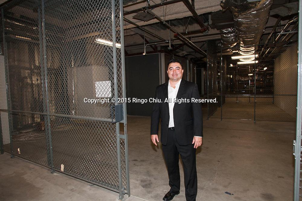Marcos Ramirez, Vice President-Strategic Business Development at Turelk, Inc., a construction company.<br /> (Photo by Ringo Chiu/PHOTOFORMULA.com)
