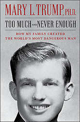 July 8, 2020, Washington, District of Columbia, USA: President Trump's niece Mary Trump, reveals details in a book called 'Too Much and Never Enough: How My Family Created The World's Most Dangerous Man.' (Credit Image: © Simon & Schuster via ZUMA Wire)
