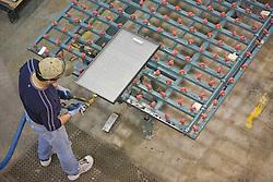 Northerm Windows manufacturing plant in Whitehorse, Yukon