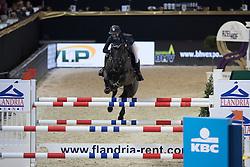 Peeters Leonie, BEL, Catho<br /> Prijs Azelhof U25<br /> Vlaanderens Kerstjumping Memorial Eric Wauters<br /> © Dirk Caremans<br /> 27/12/2016
