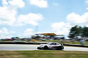 August 4-6, 2011. American Le Mans Series, Mid Ohio. 48 Paul Miller Racing, Bryce Miller, Sascha Maassen, Porsche 997 GT3-RSR