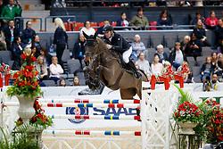 Bost Roger Yves, FRA, Tesway de la Batia<br /> Gothenburg Horse Show FEI World Cups 2017<br /> © Hippo Foto - Stefan Lafrentz<br /> 24/02/17
