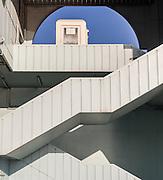 Galata Bridge stairwell
