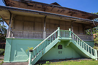 """Jose Pitong Ledesma Ancestral House - Silay City, dubbed as the Paris of Negros because of its European architecture inspired houses which had been declared historical landmarks, because of this it is the second museum city in the Philippines next to Vigan.  Silay is often referred to as the """"Paris of Negros"""" due to its artists, cultural shows and large collection of perfectly preserved heritage houses.  More than thirty of these well preserved ancestral homes have been declared historical landmarks and are the main attractions in Silay."""