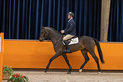 Agterhuis Edwin, NED, Mans<br /> Fotodag KWPN Hengstenkeuring 2021<br /> © Hippo Foto - Dirk Caremans<br /> 21/12/2020
