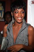 Dawn Richard at Vanessa Simmons' Birthday Celebration held at Su Casa on August 7, 2009 in New York City