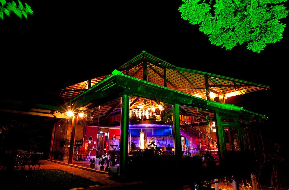 Brumadinho_MG, Brasil.<br /> <br /> Restaurante Verso da Moeda em Brumadinho, Minas Gerais. <br /> <br /> Verso da Moeda restaurant in Brumadinho, Minas Gerais.<br /> <br /> Foto: RODRIGO LIMA / NITRO
