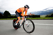 Rozemarijn Ammerlaan (Netherlands) during the 2018 UCI Road World Championships, Women Juniors Individual Time Trial 20 km on September 24, 2018 in Innsbruck, Austria - Photo Luca Bettini / BettiniPhoto / ProSportsImages / DPPI