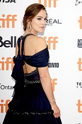 September 11, 2018 - Toronto, Ontario, Kanada - Keira Knightley bei der Premiere von 'Colette' auf dem 43. Toronto International Film Festival im Princess of Wales Theatre. Toronto, 11.09.2018 (Credit Image: © Future-Image via ZUMA Press)