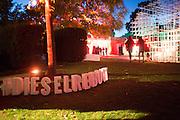 The Serpentine Contempories party. Kensington Gdns. 16 September 2013