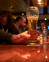 Beer at the Faculty Bar. Image taken with a Fuji X-T1 camera and 23 mm f/2 lens.