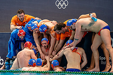 20210219 NED: Olympic qualifiying tournament Montenegro - Netherlands, Rotterdam