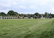 Pferdesport: 148. Deutsches Galopp Derby, Hamburg, 02.07.2014<br /> Rennszene<br /> © Torsten Helmke
