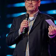 NLD/Hiversum/20120123 - Presentatie van nieuwe zangspelprogramma The Winner is …, Leo van der Goot