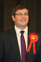Labour's Latest MP Andy Sawford Corby By-Election, Corby, Northamptonshire, November 16, 2012. Photo By Tim Scrivener / i-Images.
