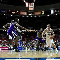 BASKETBALL - NBA - ORLANDO (USA) - 01/11/2008 -  .ORLANDO MAGIC V SACRAMENTO KINGS  (121-103)  HEDO TURKOGLU / ORLANDO MAGIC