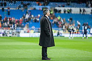 Jose Mourinho wasn't whistled or applauded at the Santiago Bernabeu before the match
