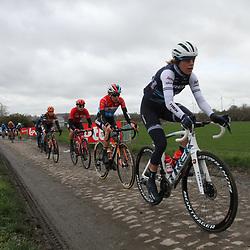 03-03-2020: Wielrennen: GP Le Samyn: vrouwen: Dour: Ellen van Dijk