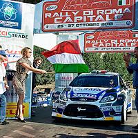 1° Rally Internazionale di RomaCapitale