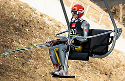 Richard Freitag (GER) during the Ski Flying Hill Individual Competition at Day 2 of FIS Ski Jumping World Cup Final 2019, on March 22, 2019 in Planica, Slovenia. Photo by Masa Kraljic / Sportida