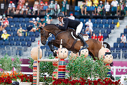 Campbell Jesse, NZL, Diachello, 253<br /> Olympic Games Tokyo 2021<br /> © Hippo Foto - Dirk Caremans<br /> 02/08/2021
