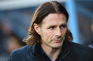 Wycombe Wanderers Manager Gareth Ainsworth during the EFL Sky Bet League 1 match between Scunthorpe United and Wycombe Wanderers at Glanford Park, Scunthorpe, England on 29 December 2018.