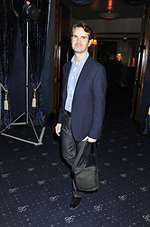 JIMMY CARR at the Hoping Variety Show - A benefit evening for Palestinian Refugee Children held at The Cafe de Paris, Coventry Street, London on 21st November 2011.