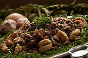 Diamantina_MG, Brasil...Tropeiro de feijao andu em Diamantina, Minas Gerais...Tropeiro with Andu bean, Its Mineira typical food in Diamantina, Minas Gerais...Foto: LEO DRUMOND / NITRO