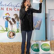 NLD/Hilversum/20181002 - Presentatie boederijboeken 2018,, Birgit Schuurman en ......