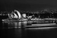 JANUARY 3RD:  Night @ the Opera