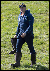 August 5, 2017 - United Kingdom - Image licensed to i-Images Picture Agency. 05/08/2017. Gatcombe Park, United Kingdom. Mike Tindall on the second day of the Festival of British Eventing at Gatcombe Park, United Kingdom.  Picture by Stephen Lock / i-Images (Credit Image: © Stephen Lock/i-Images via ZUMA Press)