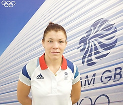 Team GB House Press Conference <br /> Stratford, London, Great Britain <br /> Sunday 5th August 2012 <br /> Olympics 2012 London <br /> <br /> Olga Butkevych - Team GB's competitor in Freestyle Women's 55KG Wrestling (Pre-Competition)<br /> <br /> <br /> Jessica Ennis Gold Medalist in the women's  Heptathlon <br /> <br /> <br /> Greg Rutherford, gold medallist in the men's long jump<br /> <br /> Team GB Ambitions Programme delegates visiting Team GB House <br /> <br /> Photograph by Elliott Franks
