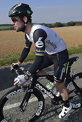 October 9, 2016 - Tours, FRANCE - TOURS, FRANCE - OCTOBER 9 : CAVENDISH Mark (GBR) Rider of DIMENSION DATA in action during  the 110th edition of the Paris-Tours cycling race with start in Dreux and finish in Tours on October 09, 2016 in Tours, France, 9/10/2016 (Credit Image: © Panoramic via ZUMA Press)