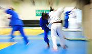 Belo Horizonte_MG, Brasil...Treinamento da equipe de Judo do Minas Tenis Clube em Belo Horizonte, Minas Gerais...Judo team training at the Minas Tenis Clube in Belo Horizonte, Minas Gerais.. .Foto: BRUNO MAGALHAES / NITRO