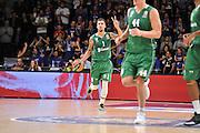 DESCRIZIONE : Eurolega Euroleague 2015/16 Group D Dinamo Banco di Sardegna Sassari - Darussafaka Dogus Istanbul<br /> GIOCATORE : Scottie Wilbekin<br /> CATEGORIA : Palleggio Schema Mani<br /> SQUADRA : Darussafaka Dogus Istanbul<br /> EVENTO : Eurolega Euroleague 2015/2016<br /> GARA : Dinamo Banco di Sardegna Sassari - Darussafaka Dogus Istanbul<br /> DATA : 19/11/2015<br /> SPORT : Pallacanestro <br /> AUTORE : Agenzia Ciamillo-Castoria/C.AtzoriAUTORE : Agenzia Ciamillo-Castoria/C.Atzori