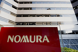 June 23, 2017 - Tokyo, Tokyo, Japan - Venezuela's central bank is seeking to sell fixed-income securities to Nomura Holdings Inc as a way of raising cash amid an economic crisis, an opposition deputy and a finance industry source said on Thursday, only weeks after a similar deal embroiled the Japanese bank in controversy. Opposition legislators this month publicly chided Nomura for participating along with Goldman Sachs Group Inc in a$2.9 billion bond operation that helped the government of President Nicolas Maduro bolster the country's flagging foreign currency reserves. (Credit Image: © Alessandro Di Ciommo via ZUMA Wire)