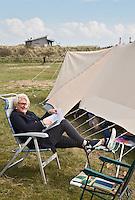 VLIELAND -  (MR) vakantie   camping Stortemelk. ( COPYRIGHT KOEN SUYK